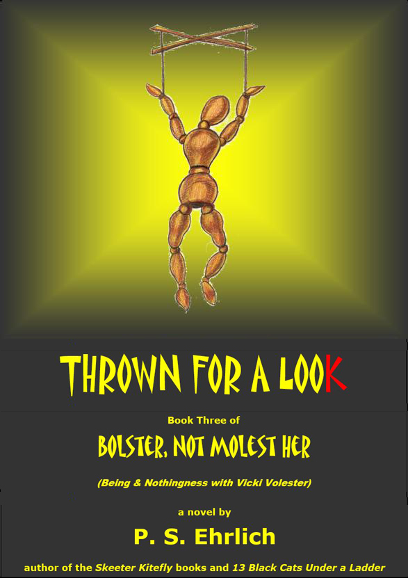 Thrown for a Look: Book Three cover