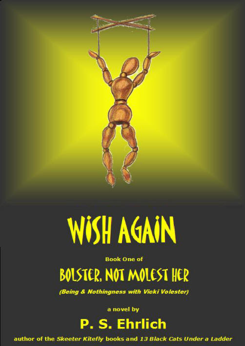 Wish Again: Book One cover